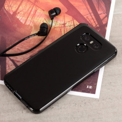 Olixar FlexiShield Case LG G6 Hülle in Schwarz