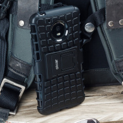 Olixar ArmourDillo Motorola Moto G5 Plus Protective Case - Black