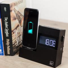 KitSound X-Dock 3 iPhone 7 / 7 Plus / 6 Radio Speaker Dock - EU Mains