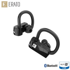 Erato Rio Bluetooth aptX True Wireless Earbuds - Black
