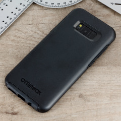 OtterBox Symmetry Samsung Galaxy S8 Case - Black