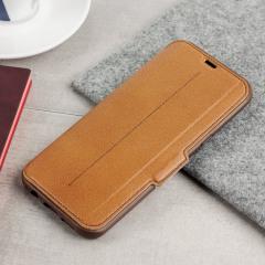 OtterBox Strada Series Samsung Galaxy S8 Ledertasche in Braun