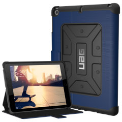 UAG Metropolis Rugged iPad 9.7 Wallet case Tasche in Kobaltblau