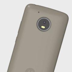 Official Motorola Moto G5 Silicone Cover - Gunmetal