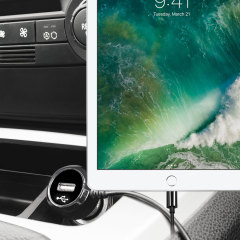 Olixar High Power iPad 2017 Car Charger