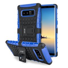 Olixar ArmourDillo Samsung Galaxy Note 8 in Blau
