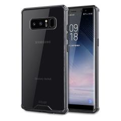 Olixar ExoShield Starke Snap-on Samsung Galaxy Note 8 Hülle - Schwarz