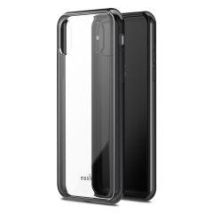 Moshi Vitros iPhone X Schlanke Hülle - Rabenschwarz