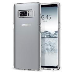 Spigen Liquid Crystal Galaxy Note 8 Shell Case Hülle - Klar