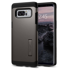 Spigen Tough Armor Samsung Galaxy Note 8 Hülle in Rotguss