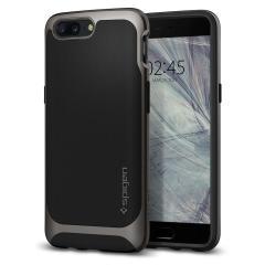Spigen Neo Hybrid OnePlus 5 Case - Gunmetal