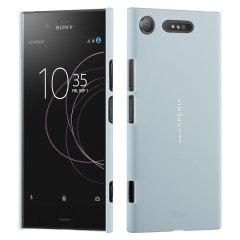 Roxfit Urban MFX Sony Xperia XZ1 Soft Touch Slim Shell Case - Blue