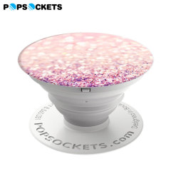 PopSockets Universal Smartphone 2-in-1 Stand & Grip - Blush Pink