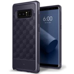 Caseology Parallax Series Samsung Galaxy Note 8 Hülle - Orchid Grau