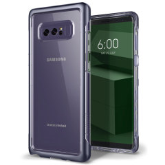 Caseology Skyfall Series Samsung Galaxy Note 8 Hülle - Orchid Gray