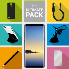 Die Ultimative Samsung Galaxy Note 8 Accessoire Packung