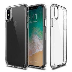 Patchworks Lumina iPhone X Slim Case - Clear