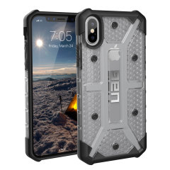 UAG Plasma iPhone X Protective Schutzhülle - Eis