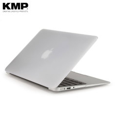 KMP MacBook Air 13 inch Protective Hard Shell Case - Clear