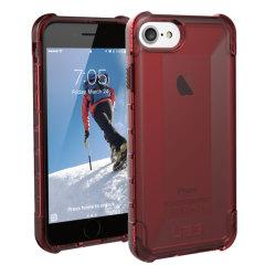 UAG Plyo iPhone 6S / 6 starke schützende Hülle - Purpurrot