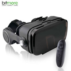 Bitmore Eye Plus Universal VR Headset & Bluetooth Controller