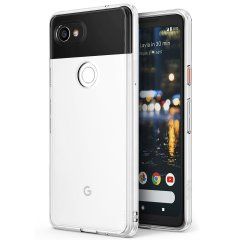 Rearth Ringke Fusion Google Pixel 2 XL Case - Clear