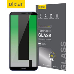 Olixar Huawei Mate 10 Lite Tempered Glas Displayschutz