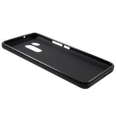 Olixar Ultra-Thin HTC U11 Plus Gel Hülle - Tiefes Schwarz