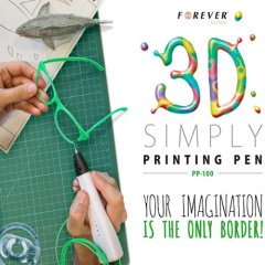 Forever 3D Simply 3D Printing Pen PP-100