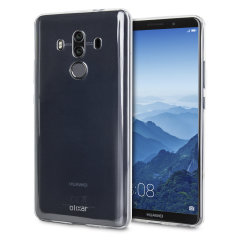 Olixar Ultra-Thin Huawei Mate 10 Pro Gel Hülle in 100% Klar
