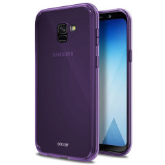 FlexiShield Samsung Galaxy A5 2018 Gel Hülle in Lila