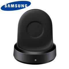 Official Samsung Gear Sport Wireless Charging Dock - Black