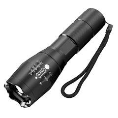 ZumiLumi Aluminium Pocket-Sized Tactical LED Torch