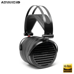 ADVANCED SOUND Alpha Planar Magnetic On-Ear Headphones