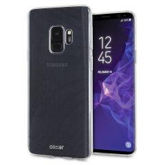 Olixar Ultra-Thin Samsung Galaxy S9 Gel Hülle - 100% Klar