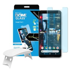 Whitestone Dome Glas Google Pixel 2 Vollabdeckender DisplaySchutz