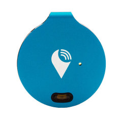 TrackR Bravo Phone and Valuables Bluetooth Locator - Blue