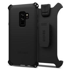 Seidio Dilex Combo Galaxy S9 Halfter Hülle - Schwarz