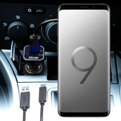 Olixar High Power Samsung Galaxy S9 Plus Car Charger