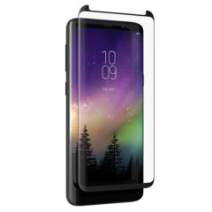 InvisibleShield Galaxy S9 Plus Glass Curve Elite Screen Protector