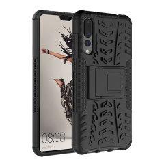 Olixar ArmourDillo Huawei P20 Pro Hülle in Schwarz