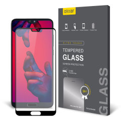 Olixar Huawei P20 Pro Tempered Glass Displayschutz
