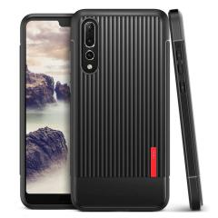 VRS Design Single Fit Huawei P20 Pro Hülle - Schwarz