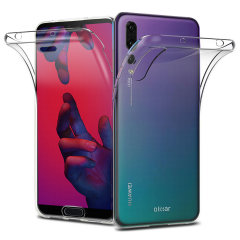 Olixar FlexiCover Complete Protection Huawei P20 Pro Gel Hülle in Klar