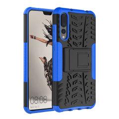 Olixar ArmourDillo Huawei P20 Pro Hülle in Blau