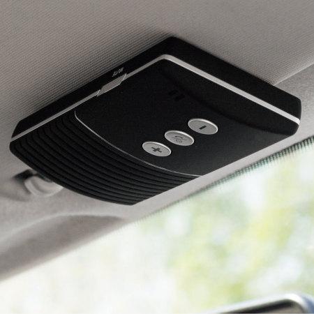 olixar clip talk multipoint bluetooth hands free car kit