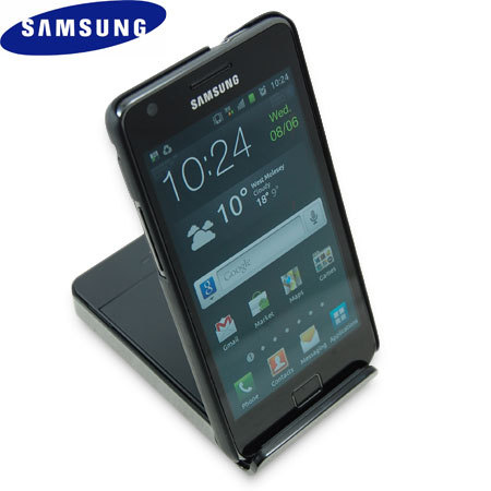 genuine samsung galaxy s2 i9100 holder and battery charger. Black Bedroom Furniture Sets. Home Design Ideas