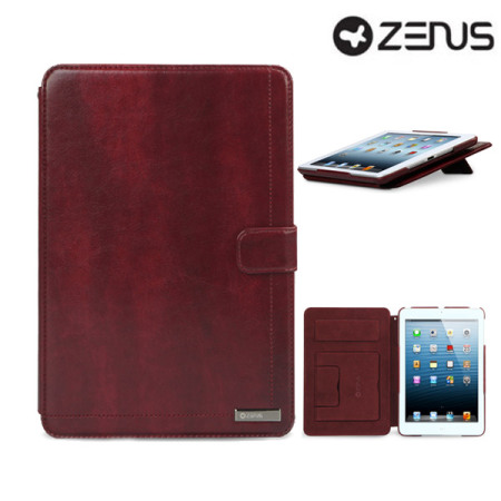didn't expect anything zenus neo classic diary for ipad mini 3 2 1 wine red the