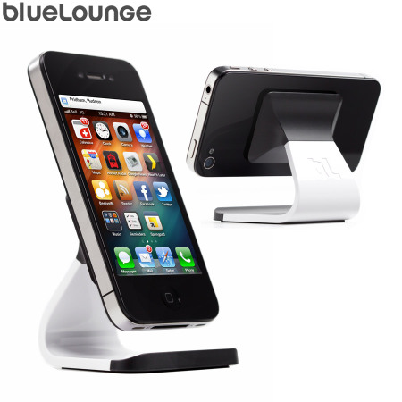 iphone stand for desk milo universal desktop phone stand white mobilezap 6157