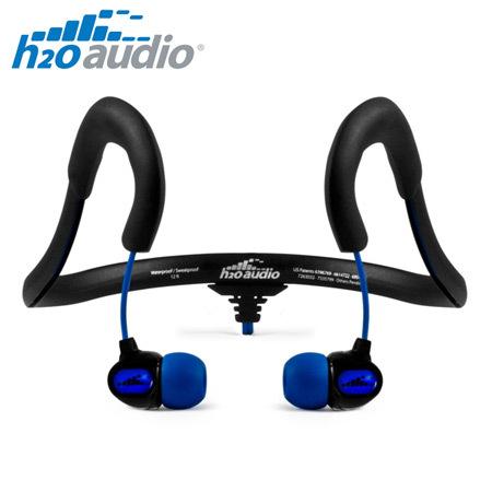 H2O Audio Surge Sportwrap 2G Waterproof Headphones ...